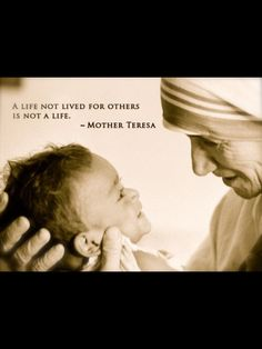 Mother Teresa Quote Service Collection Of Inspiring Quotes Sayings Images