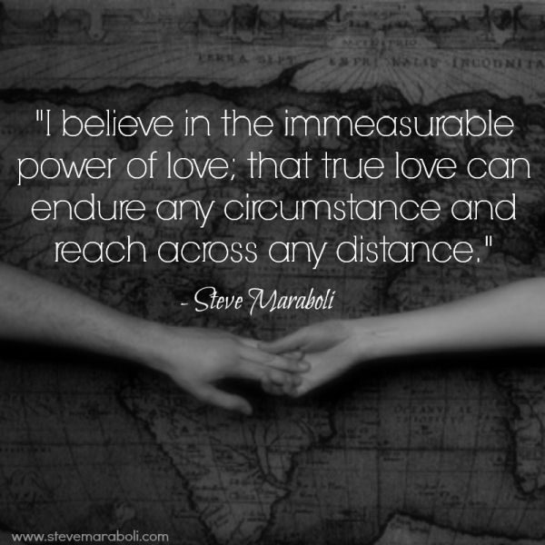 Inspirational Long Distance Relationship Quotes To Live By