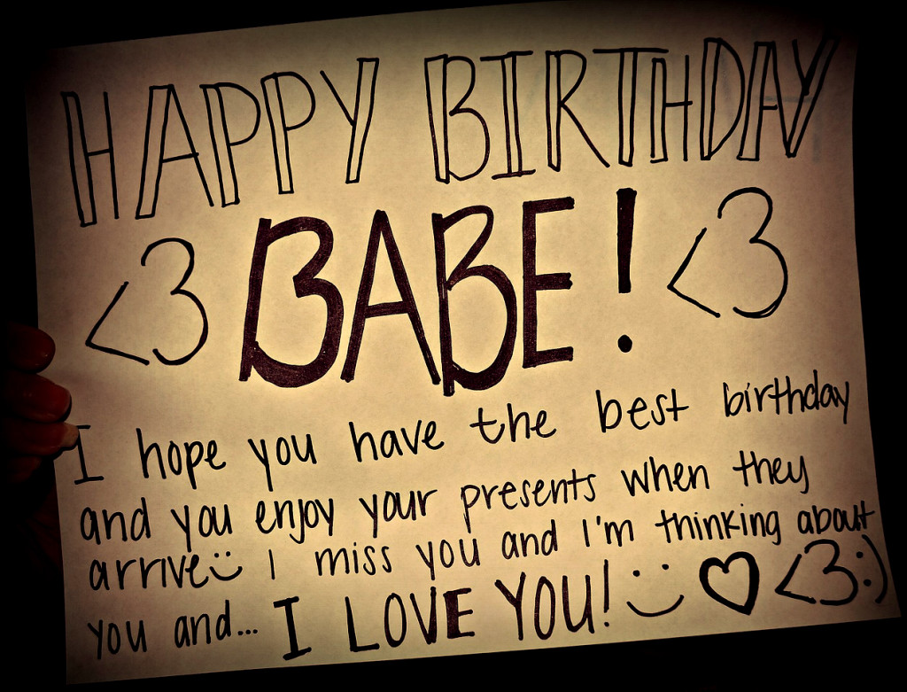 Cute And Romantic Happy Birthday Wishes For Girlfriend Best Birthday Greetings