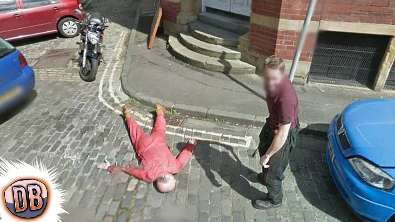 More Bizarre Things Found On Google Earth