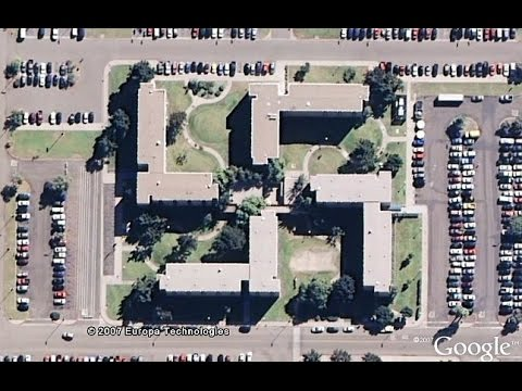 Weirdest Google Earth Finds