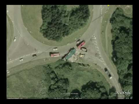 Funny Things In Google Earth Part