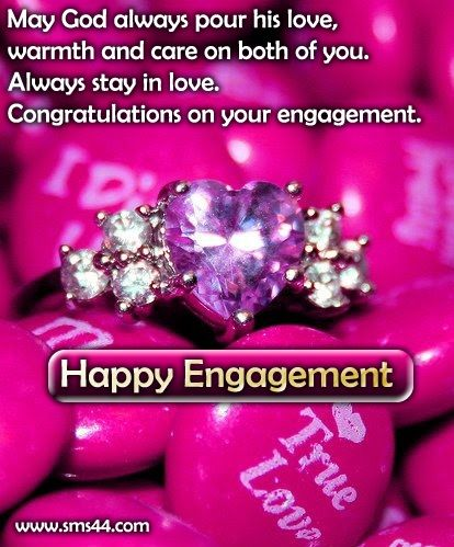 Congrats On Your En Ement Congratulations On Your En Ement Sms Messages Cards En Ement Sms