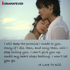 Watch Rain And Shin Min Ah In The Cl Ic Drama A Love To Kill On Dramafever  C B A Lovewatchesbabydrama Quotesmovie Quoteskorean