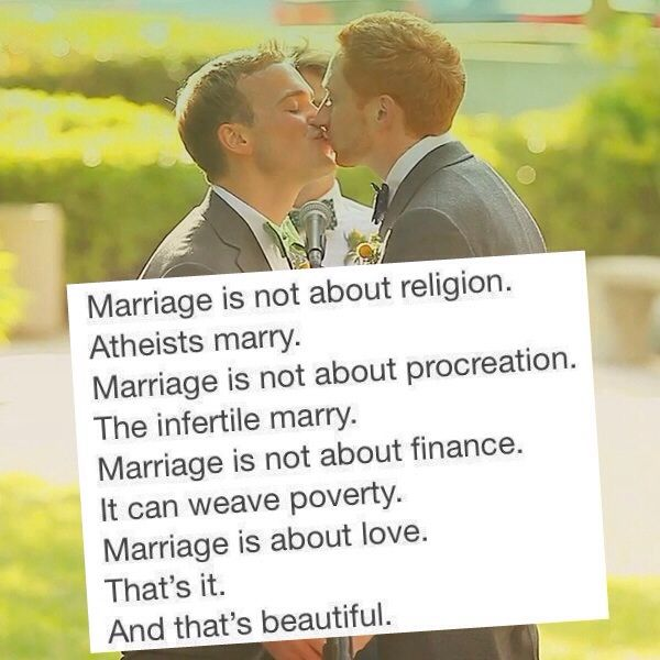 Two Consultings Who Happen To Love Each Other Marriage Rights Marriage Equality