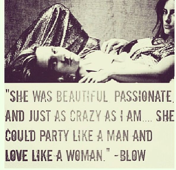 Blow I Love This Movie