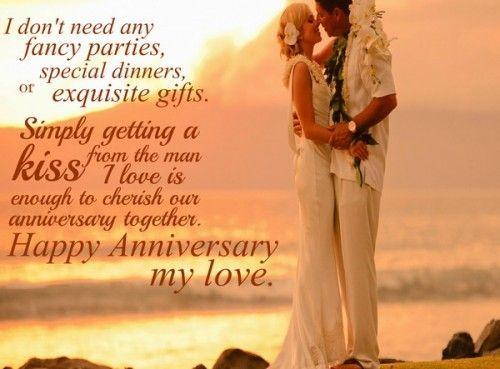Happy Anniversary Quotes For Love Birds