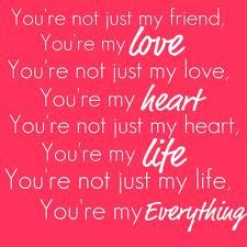 Love You Quotes For Him Pinterest
