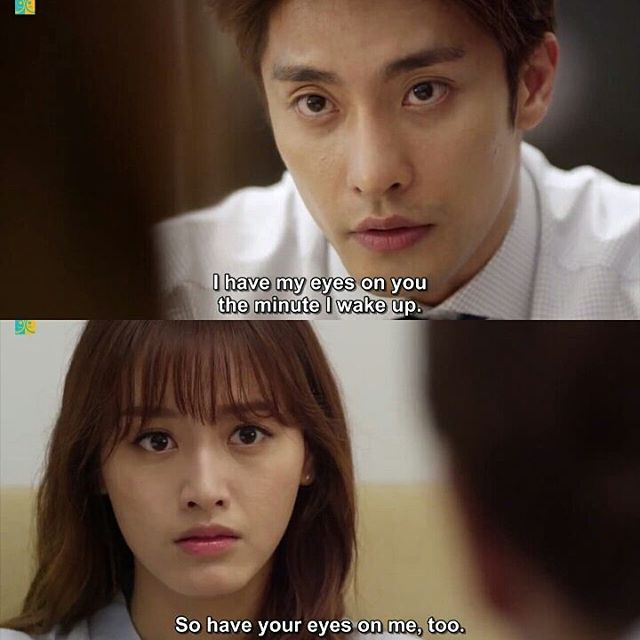 Unsure If This Is Creepy Or Loving  Le My Love Korean Drama Movieskorean