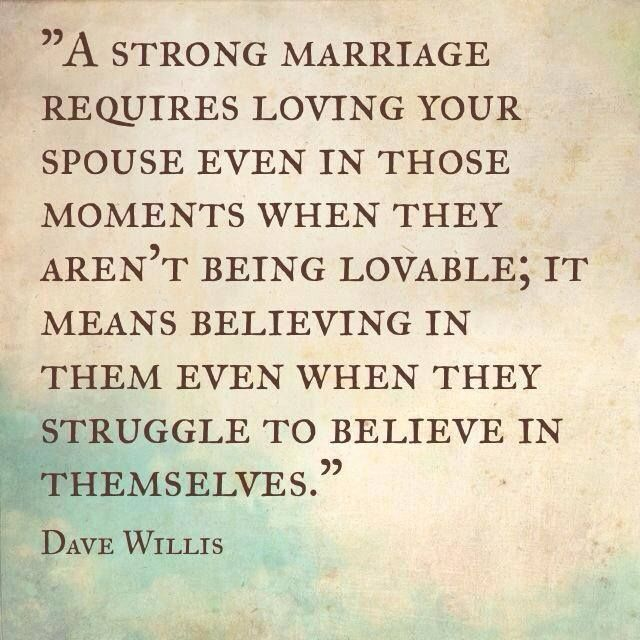 A Strong Marriage Requires Love Love Quotes Quotes Quote Marriage In Love Love