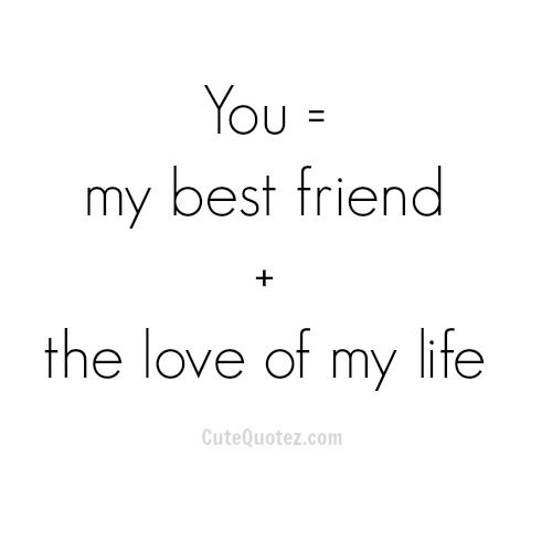 That He Is My Best Friend So Glad We Can Talk About Anything And Everything  C B Love Quotes
