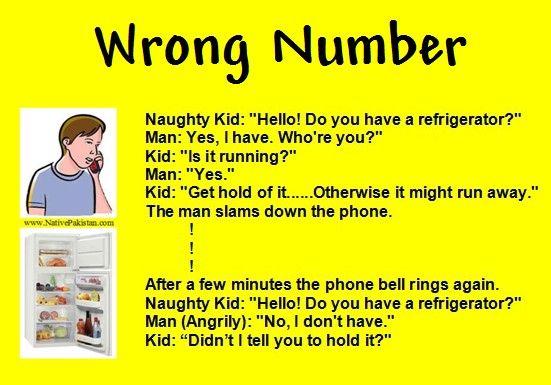 Wrong Number Funny Pinterest Funny Jokes Facebook Jokes And Dumb Jokes