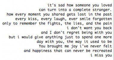Sad Love Quotes For Your Ex Boyfriend Image Quotes Sad Love Quotes For Your Ex