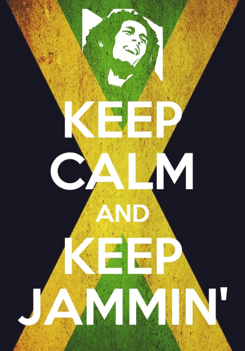 Keep Calm And Keep Jammin D Https Bob Marley Zitatebuddhisten Zitatereggae Musikruhig