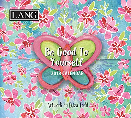 Lang   Daily Thoughts Box Calendar Be Good To Yourselfquot