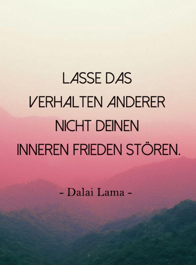Dalai Lama Schonsten Zitate