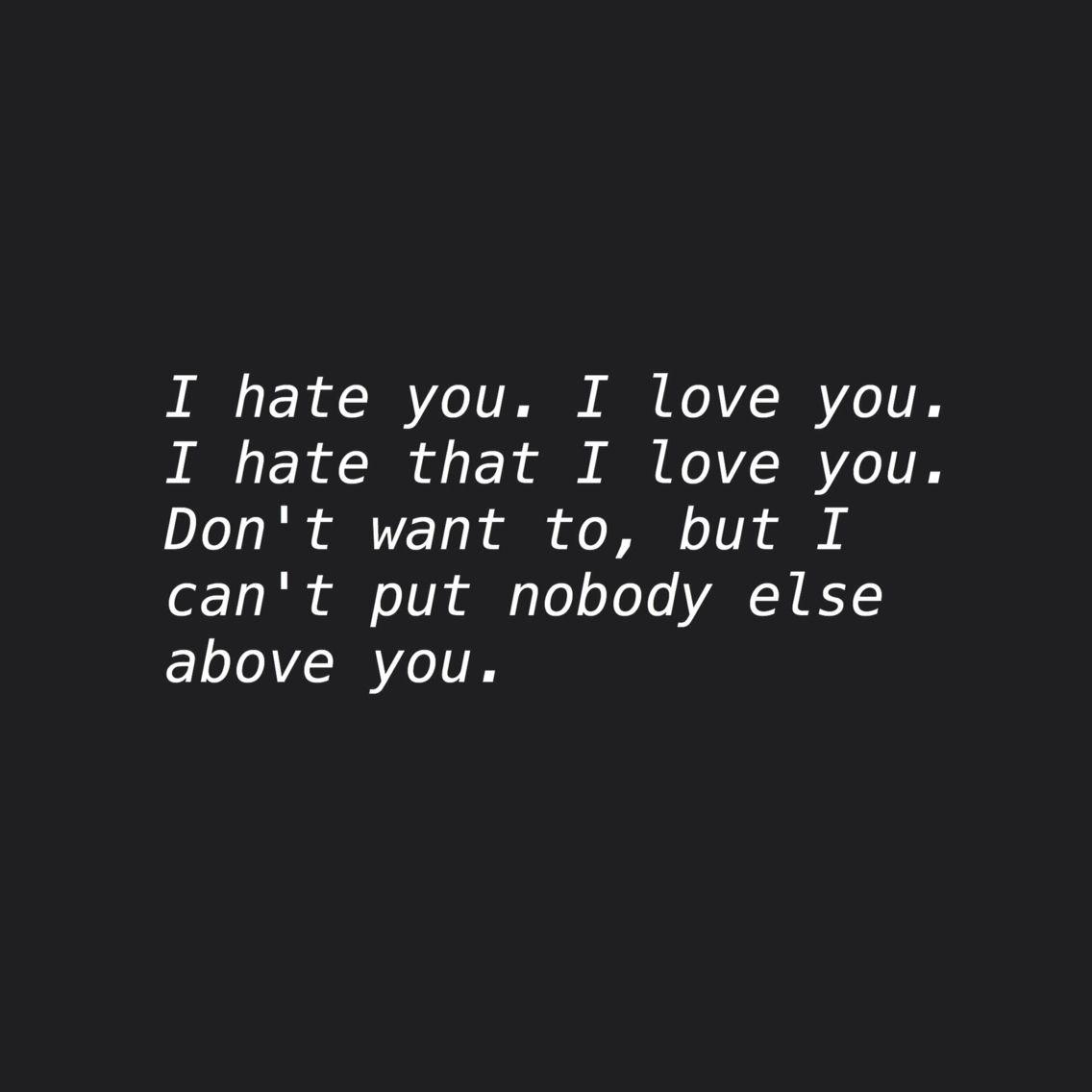 I You I Love You Gnash C B Song Lyric Quotesmusic