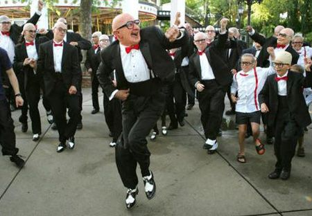 Oldpeopledancing See If You Have Any Relatives That Could Be Featured