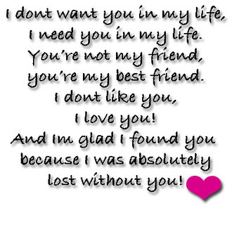 You Are My Best Friend And Love Of My Life Quotes Hover Me