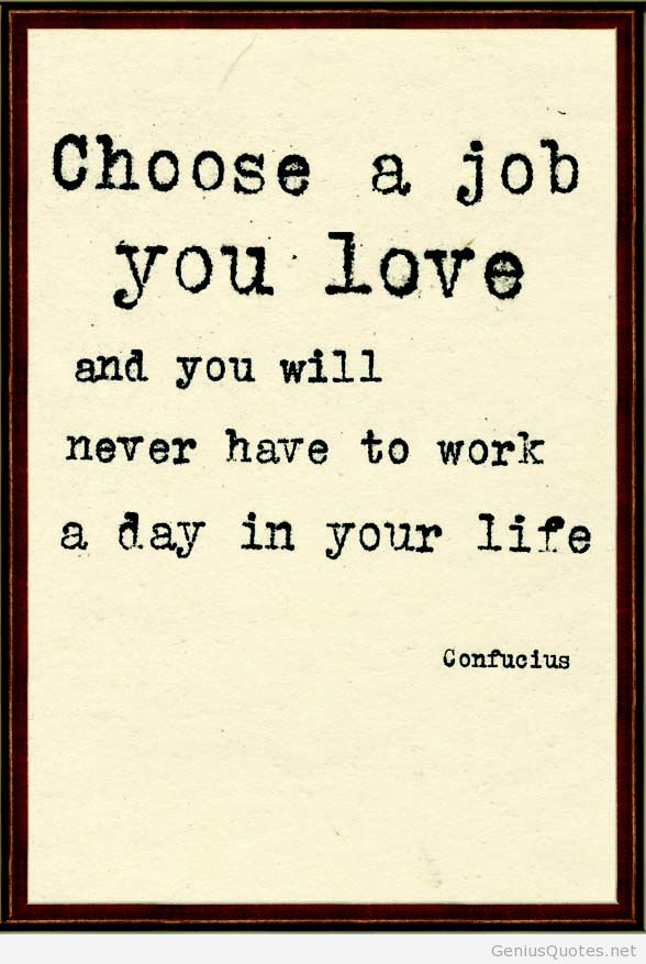 Quotes About Loving Your Job Google Search