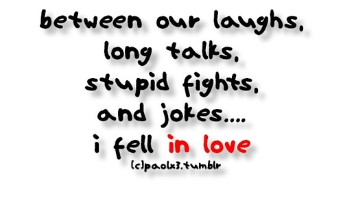 Quotes About Love Jokes