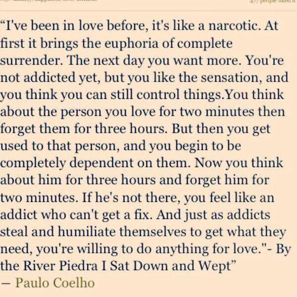 Paulo Coelho On