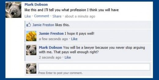 Funny Fb Status Of The Day
