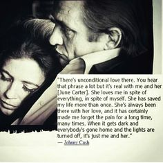 I Want A Love Like Johnny And June Johnnycash Junecartercash