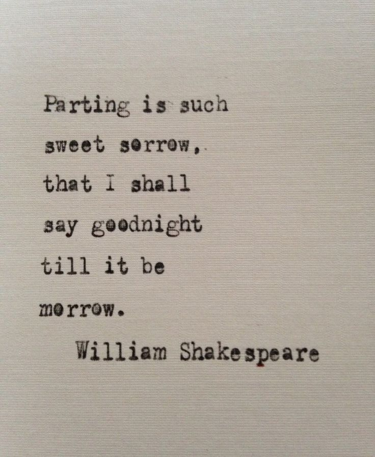 William Shakespeare Love Quote Romeo And Juliet Hand Typed On Antique Typewriter Gift Girlfriend Boyfriend Husband