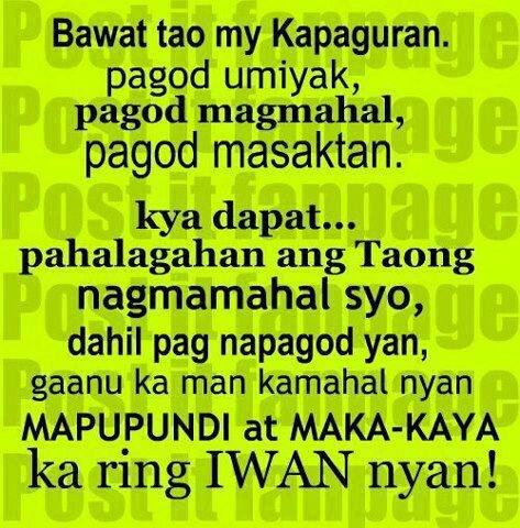 Top Tagalog Sad Love Quotes Quotesgram