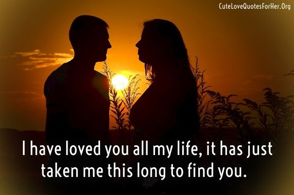 One Line Love Quotes For Boyfriend