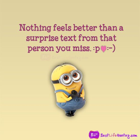 Cute Minion Love Words Fb Pictures For Profile Sweetage Love Quotes About Missing