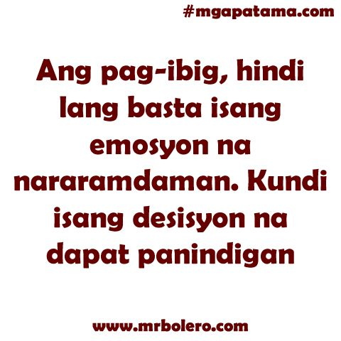 Tagalog Long Distance Relationship Quotes Tattoo Sad Tagalog Love Quotes