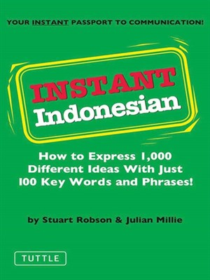 Instant Indonesian Cover Image