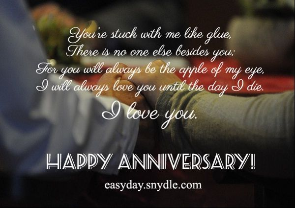 Love Quotes For Wife Anniversary Hover Me