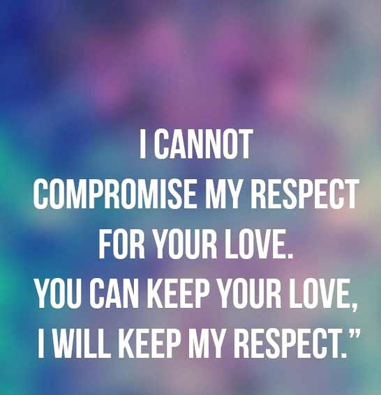 Superb Best Respect Quotes With Images