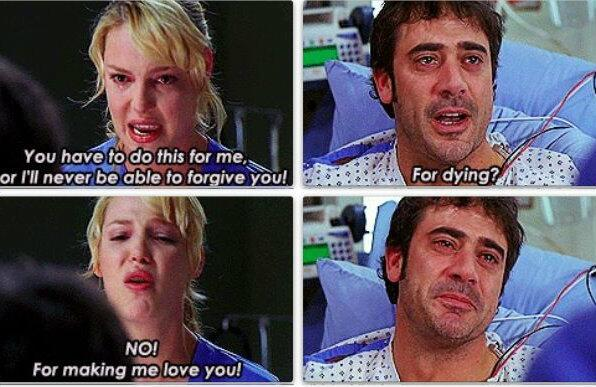 Greys Anatomy Quotes On Twitter For Making Me Love You Izzie Stevens Greysanatomy Dennyduquette Http T Co Afgdqqoor