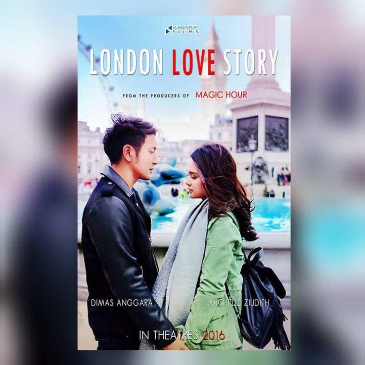 London Love Story Wajib Banget Ditonton  Posterbaper Nurjanetyas_