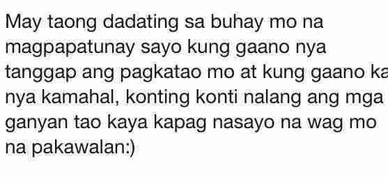 Tagalog Love Quotes Twitter  Tagalog Love Quotes Via