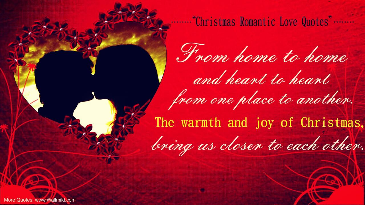 Love Christmas Quotes For Her Hover Me