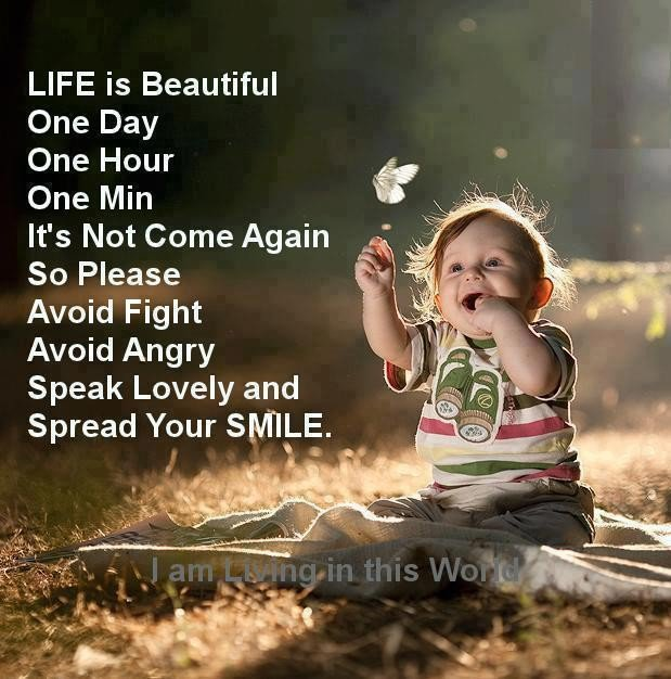 Cute Baby Images With Love Quotes