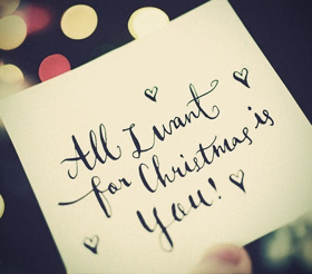 Cute Love Christmas Quotes
