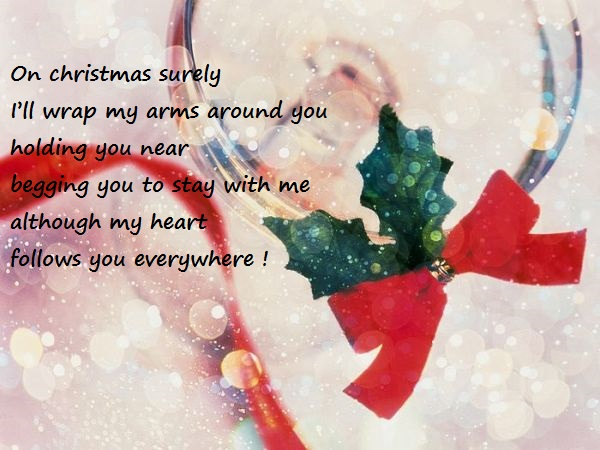 Cute Love Romantic Merry Christmas Pictures Messages For Husband