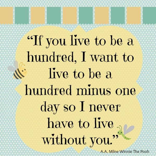 Cute Winnie The Pooh Quotes About Love