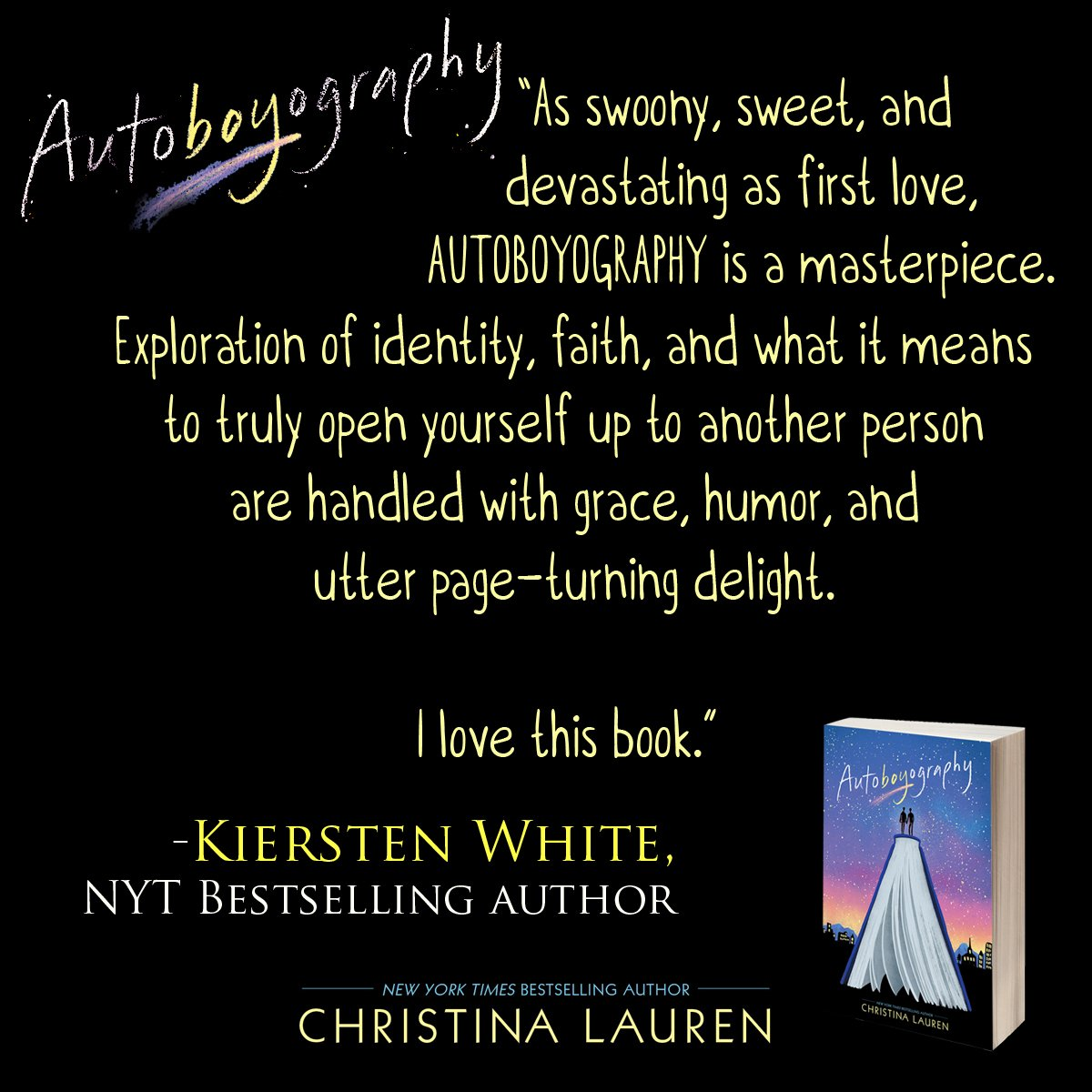 We Love This Quote From Kierstenwhite