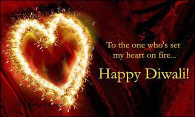 Happy Diwali Wishes For Wife