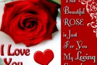 Happy Rose Day Quotes For Love