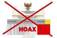 Hati-hati HOAX! Kemen PAN-RB Kabar Pendaftaran CPNS 2018 Hoax