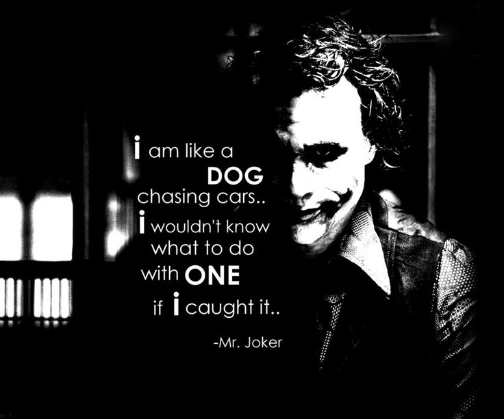 Best And Crazy Joker Quotes And Images From All Batman Movies Mystic Quote
