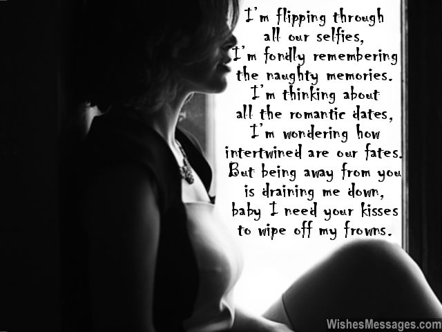 I Miss You Quote For Missing Your Boyfriend Too Much
